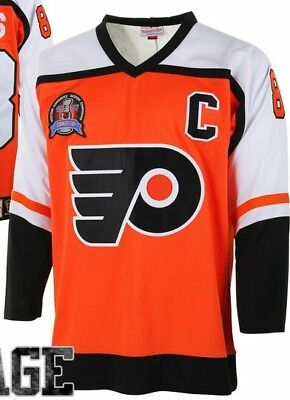 Philadelphia Flyers Vintage Lindros NHL Jersey with Tags #48