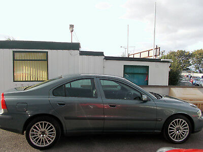 2004 Volvo S60 D5 Automatic *spares Repair Starts And Drives *