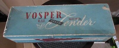 victory industries vosper RAF crash fender boat