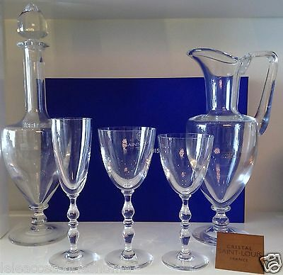 Saint Louis Crystal - Service Coupes 38Pz. Hauteville Cristal Saint-Louis
