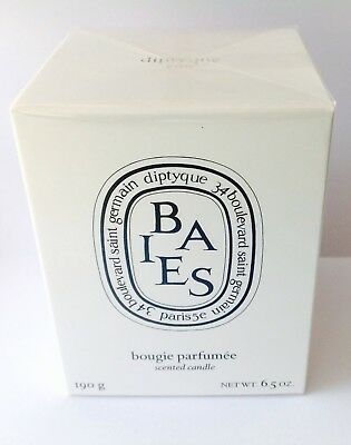 DIPTYQUE Baies / Berries Candle 190g - Full Size Brand New Boxed Sealed SPACE.NK