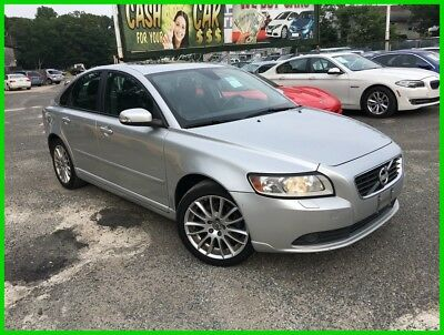 2011 Volvo S40 T5 2011 T5 Used Turbo 2.5L I5 20V Automatic FWD Sedan Premium