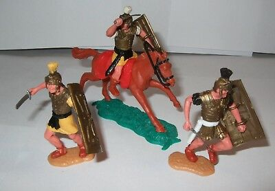 Timpo Romans 1 on Horseback & 2 on foot Lot 2
