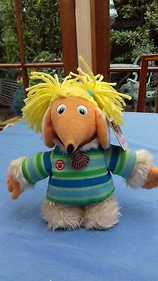 Genuine Wombles Toy By Alderney