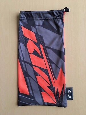 Oakley Sunglasses Microfiber Cleaning Bag : *rare* Ktm Limited Edition