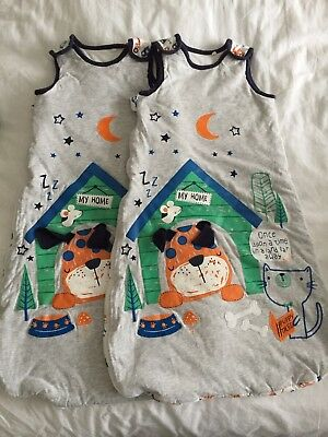 Pair Of Kids Sleep Bags