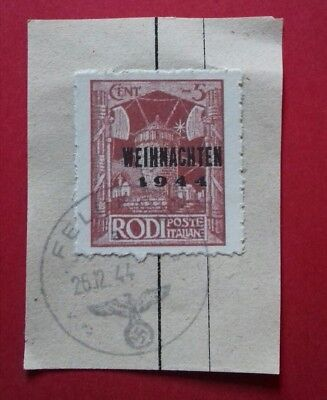 German Occupation of Italy WWII stamp AC472.