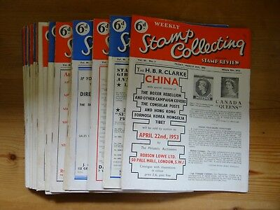 Philately, stamp collecting magazines