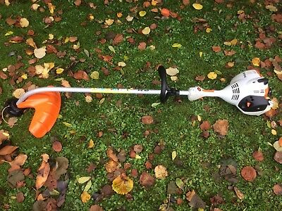 Stihl fs40 2010 grass strimmer garden lawn allotment for Allotment tools for sale