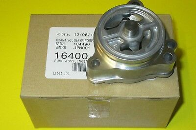 Suzuki GSX1100 Katana Genuine Oil Pump Assy. New.