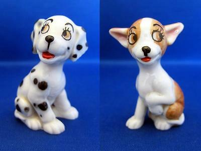 Wade Pepi Chihuahua and Simon Dalmation From TV Pets Collection 1959 -1965