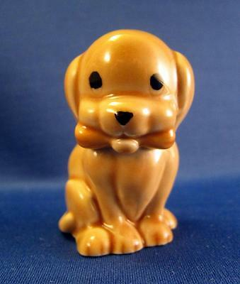 Wade Truly Dog Puppy - 4 Year Loyalty Membership Piece By Wade Pottery
