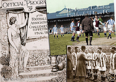 (Pinnace) - New Football Book - Huddersfield Town FC In The 1920's