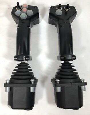 "Set of ""BRAND NEW"" Vermeer D9X13 Series 3 Joystick Controls"