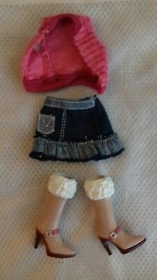 Barbie My Scene Madison/Westley Unfurgettable outfit.