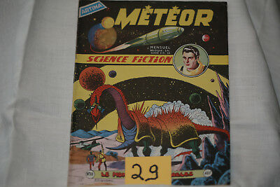 Météor (29) n°1959-le monstre des sables-BE-1959