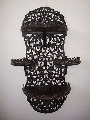 Chinese Tamarind Flower Pot or Expositor - Antique ca 1900