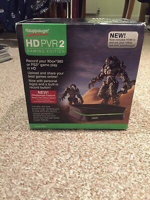 Hauppauge HD PVR 2 Gaming Edition - XBOX/PS3 And PC Compatible!