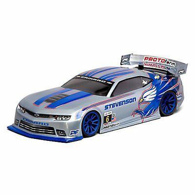 Chevy Camaro Z/28 Clear Body, 190mm : Touring Car PRMC1544 Pro-line Racing