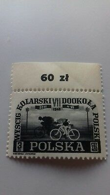 poland .1958 .Fi 456/58 with serial number 60 zl !!!