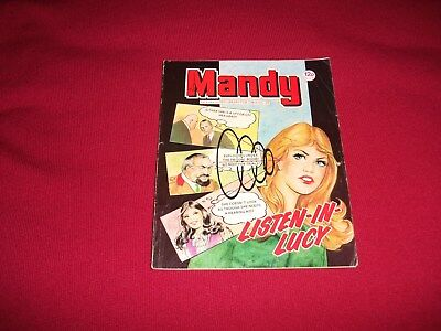 RARE EARLY MANDY  PICTURE STORY LIBRARY BOOK  from the 1980's