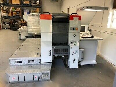 Presstek/ Ryobi/ Kodak DI Press 5634 X Model 20 point  6 mill. impress