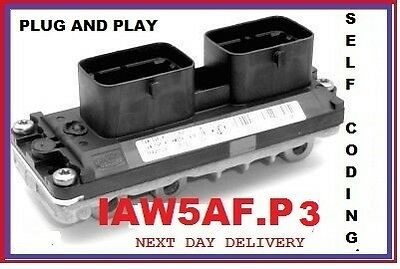 Fiat Punto 1.2 8V Ecu Iaw5Af.p3 Plug And Play/self Coding /12Mth Warranty@