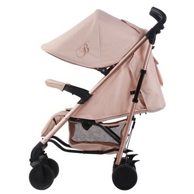 My Babiie MB51 Billie Faiers Rose Gold and Blush Stroller Pushchair