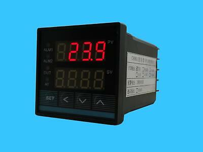New Universal Digital PID Temperature Controller w Relay Output & Alarm ***