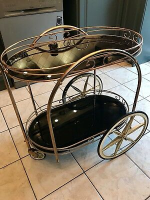 Vintage Drinks Trolley- good condition