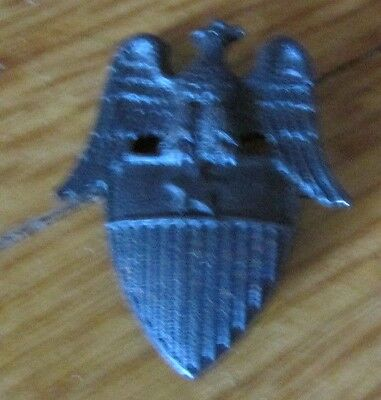 WW1 Officers Aide To Brig General Collar Insignia
