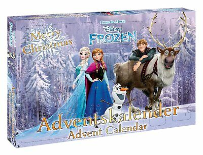 # Craze 52083 - Adventskalender Walt Disney Die Eiskönigin