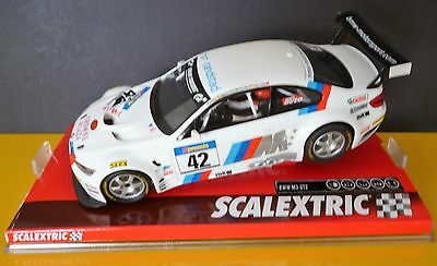 Bmw M3 Gt2 Crowne Plaza  Scx/ Scalextric  A10156S300  Mint/boxed