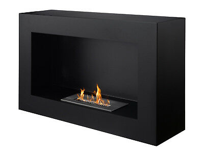 Spectrum Ignis Ventless Freestanding Bio Ethanol Fireplace Eco