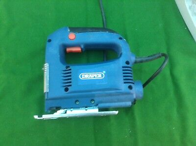 Draper Electric Variable Speed Jigsaw Used Once