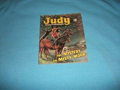 VERY RARE JUDY  PICTURE STORY LIBRARY BOOK  from the 1970's:never read- ex cond!