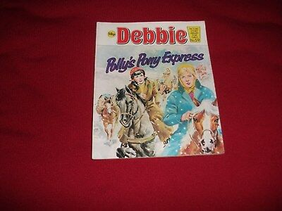 DEBBIE  PICTURE STORY LIBRARY BOOK  from the 1980's - never been read!