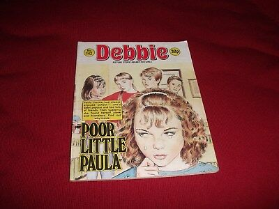 DEBBIE  PICTURE STORY LIBRARY BOOK from 1980's: never been read - gd condit!
