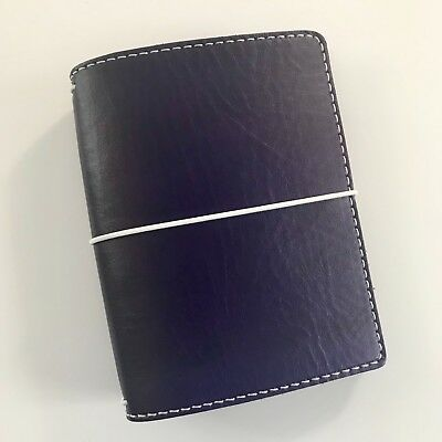 Chic Sparrow Deluxe A6 American Dream leather traveler's notebook