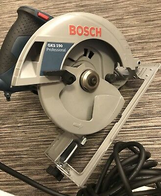 Bosch Gks 190 Professional  & 2 Times Spare Blade