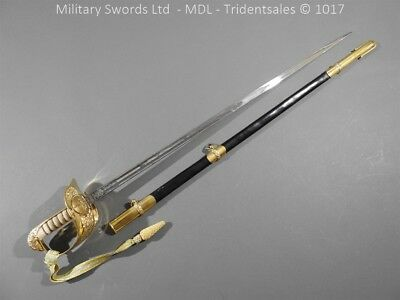 Royal Air Force Officers RAF ER II Sword by Wilkinson
