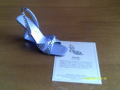 JUST THE RIGHT SHOE- BY RAINE  Dazzle