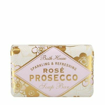 Cocktail Collection Rosé Prosecco Scented Soap Bar by Bath House
