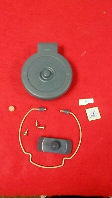 Philips M1355A Toco Fetal Transducer Case Replacement Repair Kit 1 YR Warranty