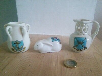 Crested china.