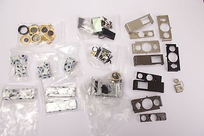 Rollei 35 Classic South Africa footbal edition set of spare parts