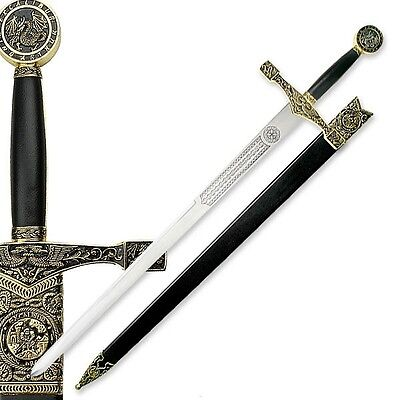 Richly decorated EXCALIBUR SWORD with sheath  KS-6152