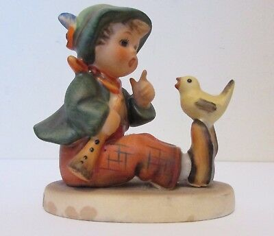 "VINTAGE HUMMEL ""SINGING LESSON"" #63  C1970,s - LOVELY"