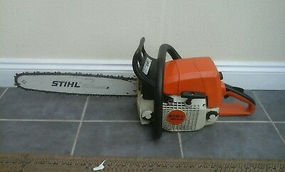 Stihl Ms290  Chainsaw Excellent Runner New Chain Fitted Sthil
