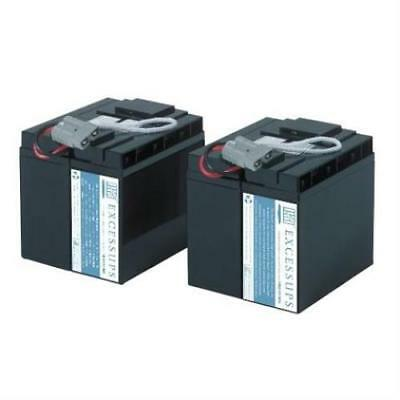 Apc Rbc55 Replacement Battery Pack. Brand New Fresh Stock! 1 Year Warranty!